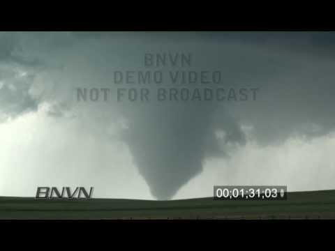 6/5/2009 La Grange, WY Tornado Intercept