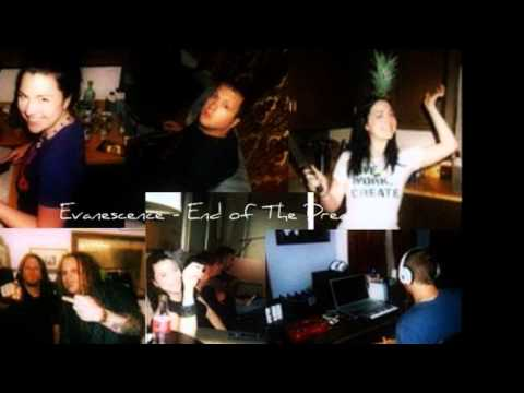 Rare Photos of Evanescence and Amy lee
