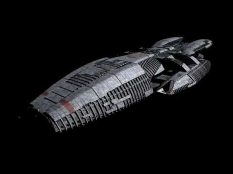Battlestar Galactica New Series Engine Noise For 12 Hours