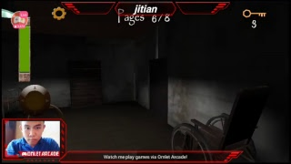 Watch me play Slendrina: Asylum via Omlet Arcade!