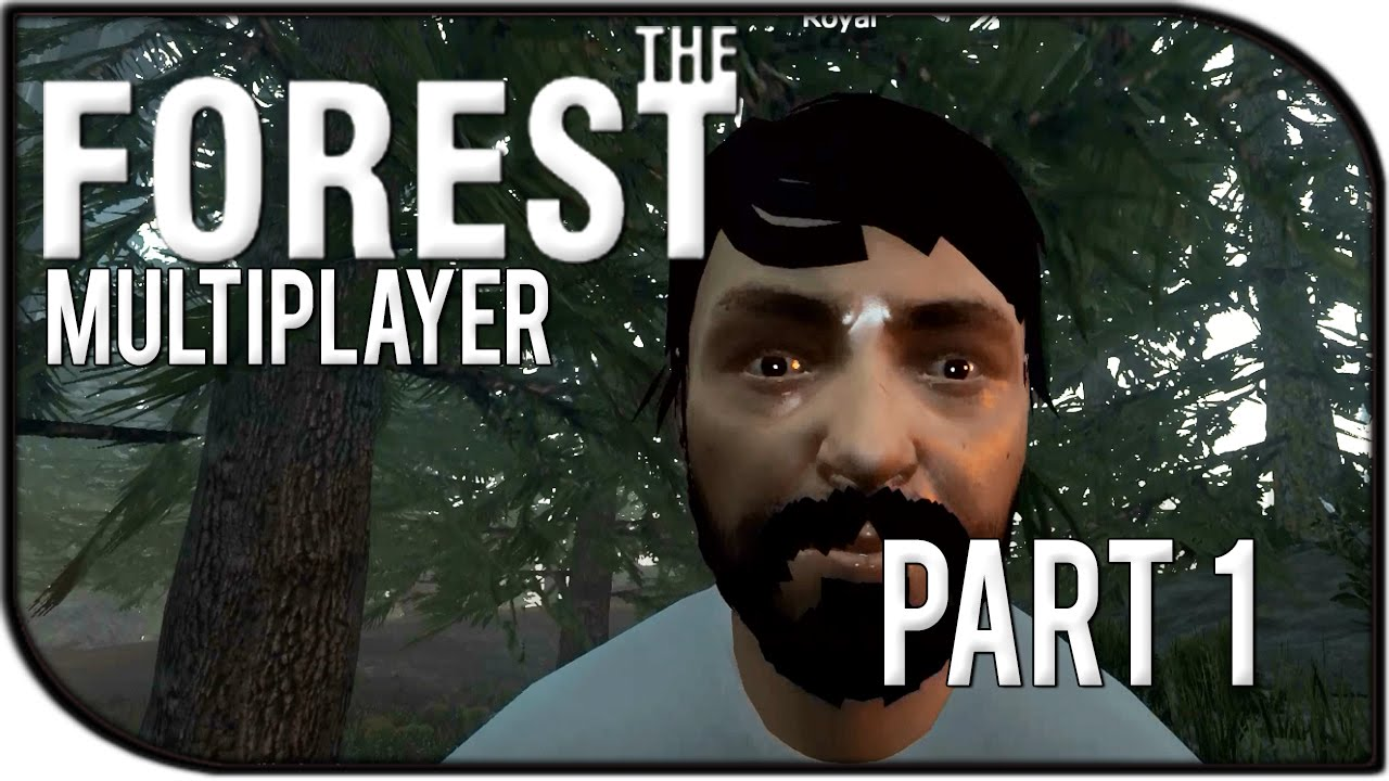 how to play the forest multiplayer