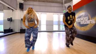 "NSYNC ""I WANT YOU BACK"" DANCE ROUTINE 