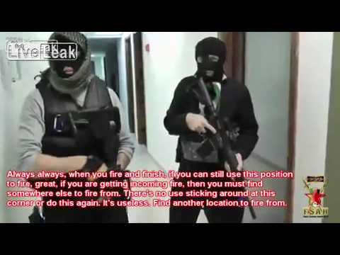 TRANSLATED- FSA Close Quarters Combat Training Image 1