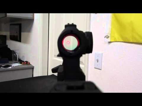 BUSHMASTER ACR AIMPOINT MICRO T1