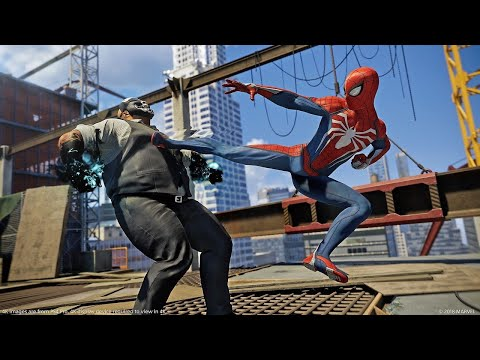Spider-Man Gameplay Demo - IGN LIVE E3 2018