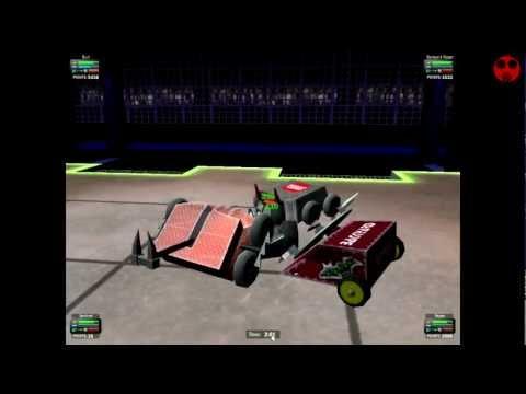 Robot Arena 2 Robot Designs ▶ Robot Arena 2 Gameplay  hd 