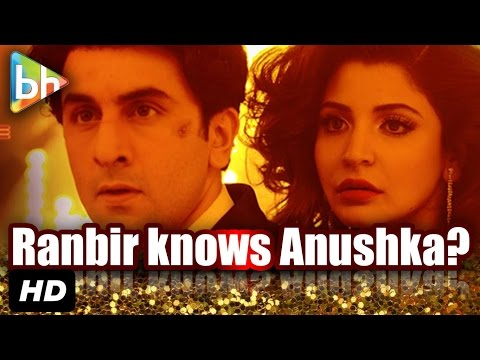 Talking Films Quiz: How Well Does Ranbir Kapoor Know Anushka Sharma?