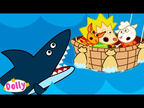 Dolly & Friends Funny Cartoon for kids Full Episodes #95 FULL HD
