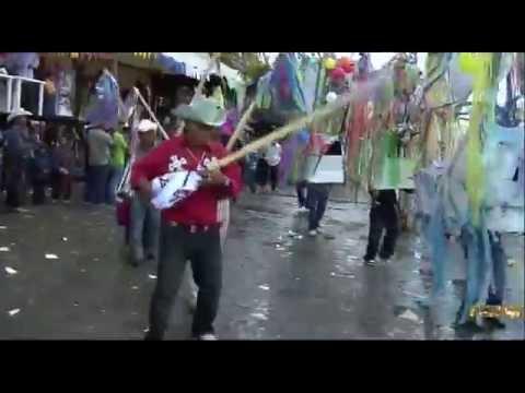 JOYABAJ QUICHE BAILE DE LOS COHETEROS Y COMBITES