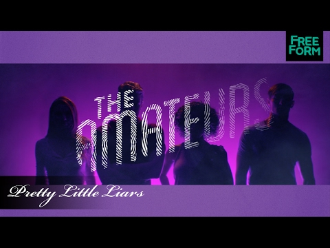 The Amateurs | A New Book Series by PLL Author, Sara Shepard