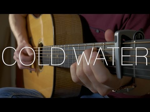 Major Lazer - Cold Water (feat. Justin Bieber & MØ) - Fingerstyle Guitar Cover By James Bartholomew