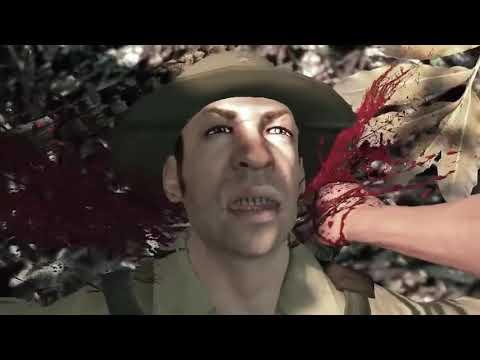 Rambo The Video Game Machine of War Trailer