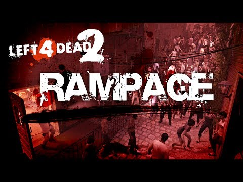 Left 4 Dead 2 Zombies on a Rampage