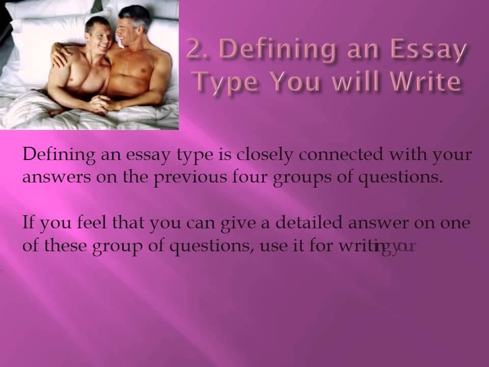 Write my gay marriage essay topics
