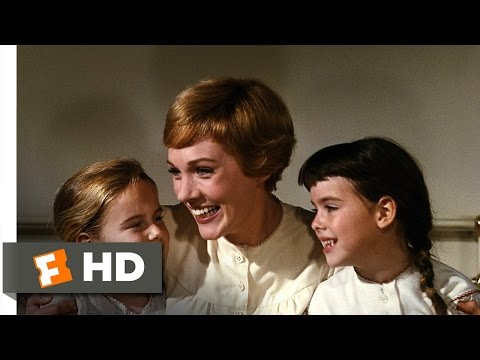 The Sound of Music (3/5) Movie CLIP - My Favorite Things (1965) HD