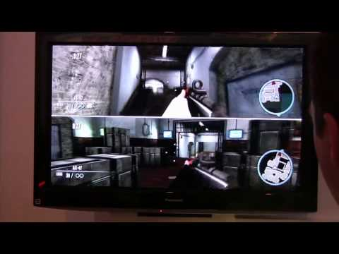 Goldeneye Wii Gameplay Footage (E3 2010)