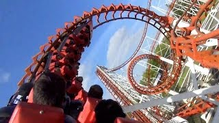 Final Destination 3 Roller Coaster POV Corkscrew Playland PNE Vancouver