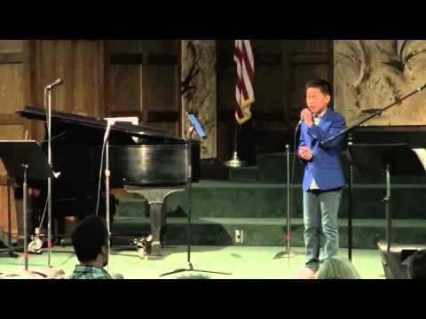 Sam Santiago Singing How Great Thou Art At Shoreline Baptist Church video
