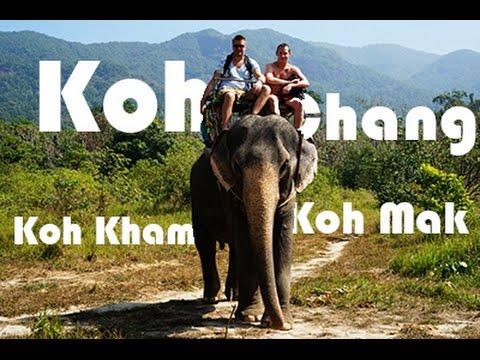 3 Thai Islands – Koh Chang, Koh Kham & Koh Mak
