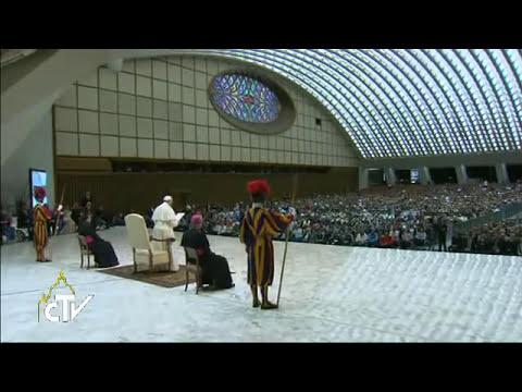 Papa Francisco: atletas minusválidos gran signo de esperan