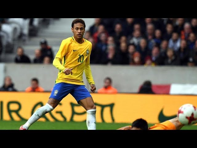 Neymar in race against time for World Cup: Brazil team doctor