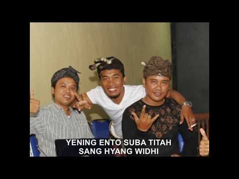 AMOR RING ACINTYA - RB BAND BALI (VIDEO LIRIK)