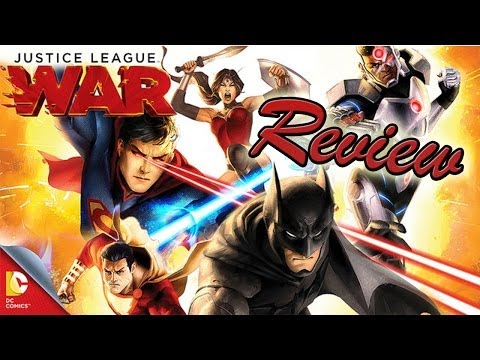 Justice League War Quick REVIEW! (Spoilers)