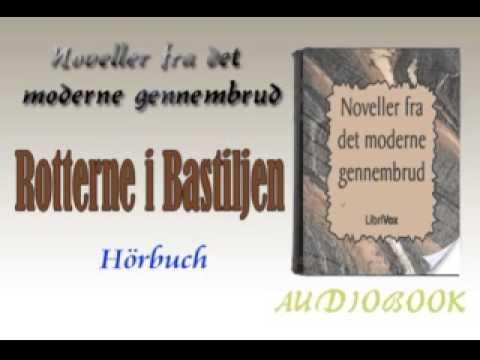 Rotterne i Bastiljen Hörbuch