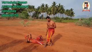 Varmakalai Attack TechniqueSGopalakrishnan91989428