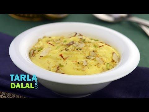 Quick Shrikhand By Tarla Dalal video