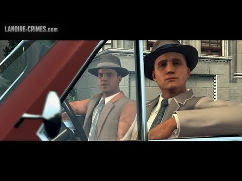 LA Noire - Walkthrough - Bonus Mission #4 - Reefer Madness (5 Star)