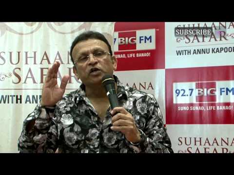 Suhana Safar with Annu Kapoor on Big FM | Part 1