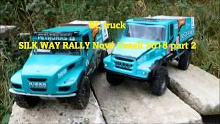 RC Silk Way rally Nové Veselí 2018 part 2