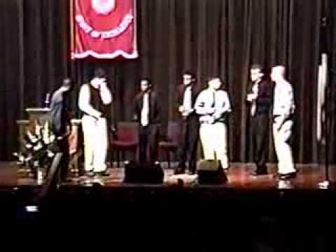 Collegedale Academy's Senior Class Recognition - Tape 1