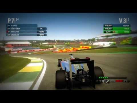 F1 2012 Pc - Gp Do Brasil