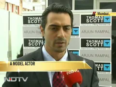 Arjun Rampal is modelling again! Video