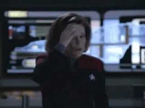 Janeway Goes Bouncy, Bouncy Video