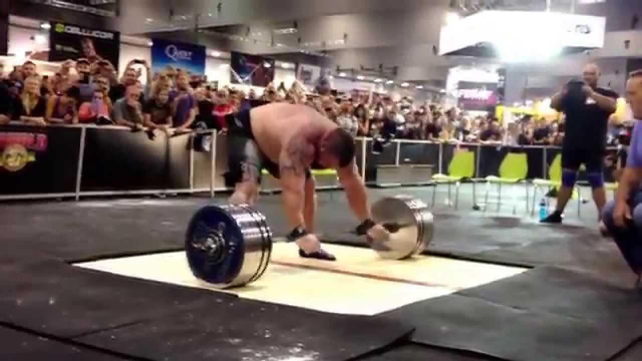 World Record Deadlift Arnold Classic Deadlift World Record