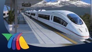 Detallan Ruta Del Tren Interurbano M�xico -toluca   Noticias Del Estado De M�xico