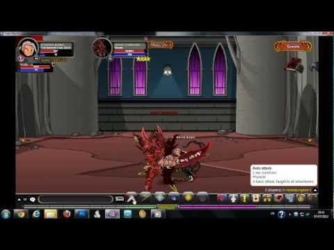 Strong BobO Troll Spellsmith Class --aqw--(Enhancements.Skills.High Crits.and more)