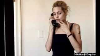 Angelina Jolie shocked drug scandal (pictures)