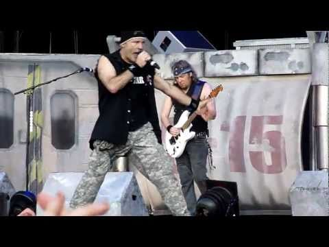 Iron Maiden - Dance of Death (Live, Helsinki, July 8th, 2011)
