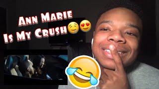 Ann Marie Around Ft 147 Calboy Reaction