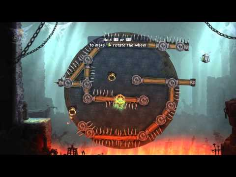 Rayman Legends [PS3/Xbox 360/PC/WiiU] - Playthrough Part 1 [1080p]