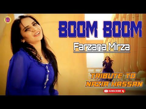 Boom Boom | Farzana Mirza | Tribute to Nazia Hassan | Cover Song