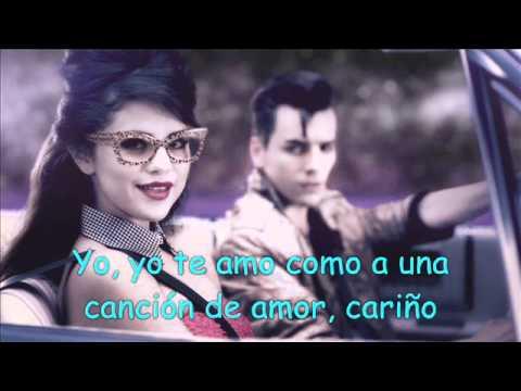 Selena Gomez Love You Like A Love Song Traducida Al Español video