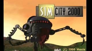 "[Saturn] Introduction du jeu ""Sim City 2000"" de Maxis (1995)"