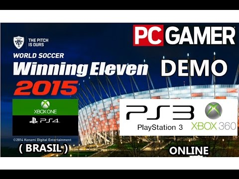 Pes 2015 winning eleven 2015 Pro Evolution Soccer 2015 DEMO ps4 /xbox ...