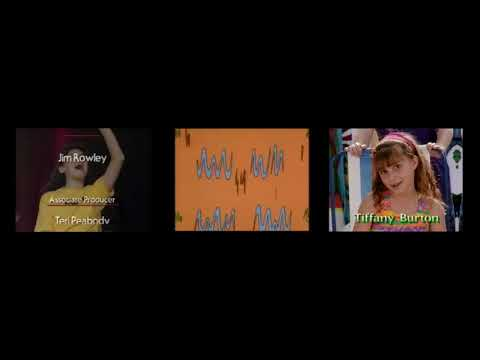 Barney, Mickey's Fun Songs, Sesame Street Remix Credits