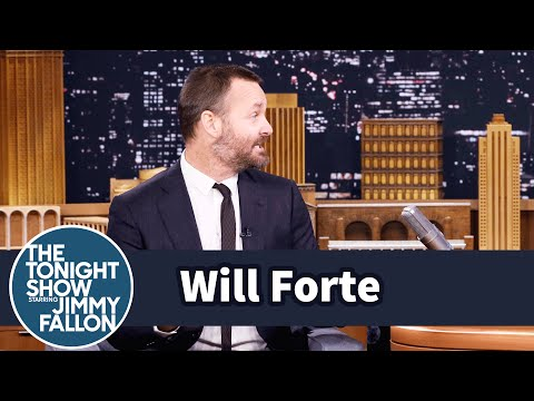 Will Forte Got a Couples Massage with His Dad